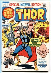 Special Marvel Edition #2-1971-Thor-Absorbing Man-comic book