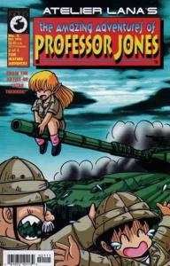 Amazing Adventures of Professor Jones, The #2 VF/NM; Antarctic | save on shippin