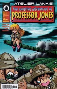 Amazing Adventures of Professor Jones, The #2 VF/NM; Antarctic | save on shippin