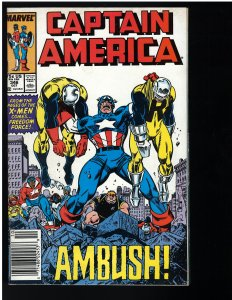 Captain America #346 (Marvel, 1988)