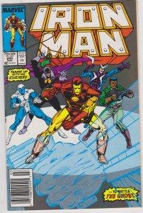 Iron Man #240