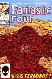 Fantastic Four (1961 series) #269, VF (Stock photo)
