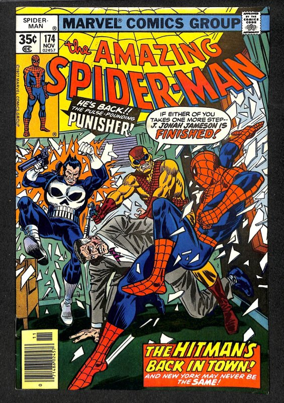 The Amazing Spider-Man #174 (1977)