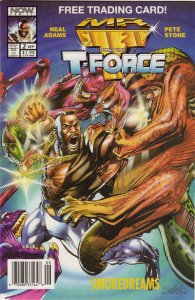Mr. T and the T-Force #2 (Newsstand) FN; Now | save on shipping - details inside