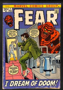 Adventure into Fear #7 (1972)