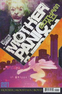 Mother Panic: Gotham A.D. #1, NM- (Stock photo)