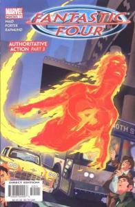 Fantastic Four (2003 series) #505, NM (Stock photo)