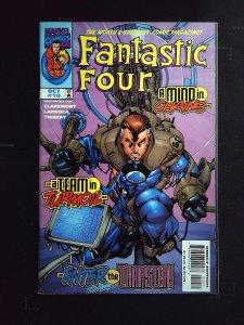 Fantastic Four #10 (1998)
