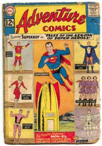 ADVENTURE #300 1962-SUPERBOY-LEGION SUPER-HEROES p/f