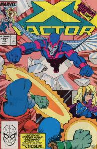 X-Factor #44 VF/NM; Marvel | save on shipping - details inside
