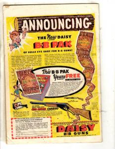 Hopalong Cassidy #32 VG- Fawcett Publication Comic Book William Boyd Western JL1