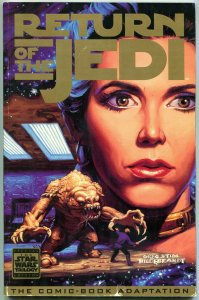 Star Wars: Return Of The Jedi Special Edition trade paperback-TPB-1st PRINT FN