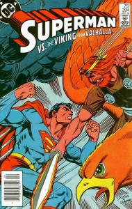 Superman (1st Series) #394 (Newsstand) FN; DC | save on shipping - details insid