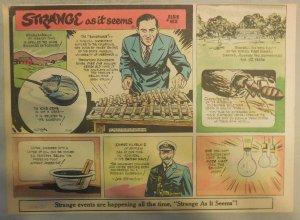 Strange As It Seems: German Kaiser Wilhelm 2, Bonophone by Hix from 1951