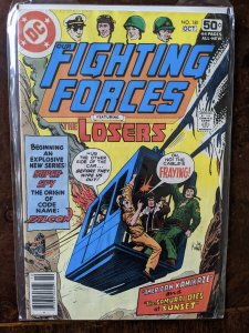 Our Fighting Forces #181 (1978)