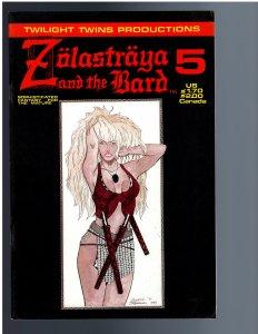 Zolastraya and the Bard #5 (1987)