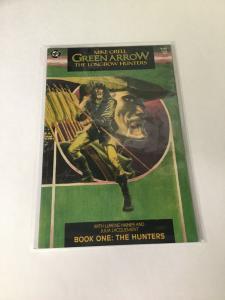 Green Arrow: The Longbow Hunters #1 Nm Near Mint DC