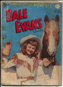 Dale Evans #1 1948-DC-1st issue-Alex Toth-Sierra Smith-P
