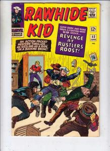 Rawhide Kid #52 (Jun-66) FN+ Mid-High-Grade Rawhide Kid