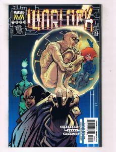 Warlock #3 VG/FN Marvel Tech Comics Comic Book Simonson Nov 1999 DE40 AD14