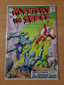 Mystery In Space #54 (1959) Adam Strange Cover NICE