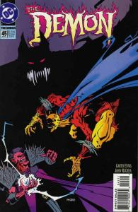 Demon, The (3rd Series) #45 VF/NM; DC   save on shipping - details inside