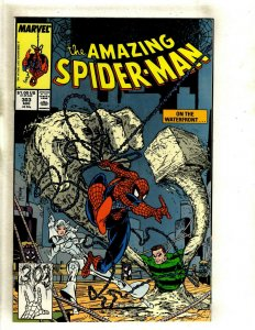 Amazing Spider-Man # 303 NM- Marvel Comic Book Venom Todd McFarlane Goblin HJ9