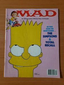 Mad Magazine #299 ~ FINE - VERY FINE VF ~ December 1990