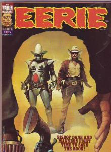 Eerie Magazine #85 (Aug-77) NM- Super-High-Grade