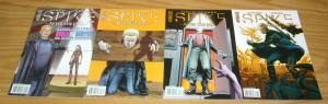 Spike: After the Fall #1-4 VF/NM complete series ALL B VARIANTS buffy slayer