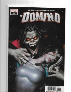 DOMINO #8 - NM - MARVEL 2018 GANG HYUK LIM COVER