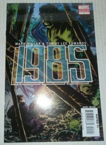 1985 # 1 2nd Printing Mark Millar 2008 Marvel