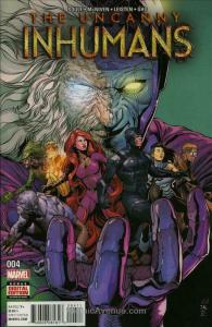 Uncanny Inhumans, The (2nd Series) #4 VF/NM; Marvel | save on shipping - details