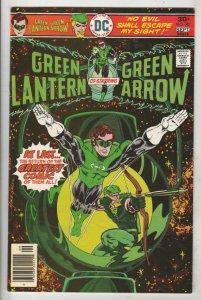 Green Lantern #90 (Aug-76) NM- High-Grade Green Lantern, Green Arrow