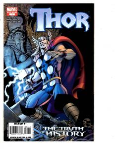 3 Thor Marvel Comics The Truth of History #1 Call Him Thor #1 Thor Corps #4 BH40