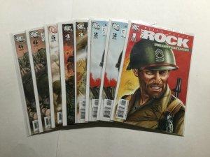 Sgt Rock The Lost Battalion 1-6 1 2 3 4 5 6 Lot Run Set Near Mint Nm Dc Comics
