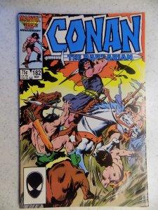 CONAN THE BARBARIAN # 182