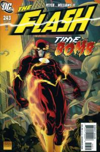 Flash (2nd Series) #243 VF/NM; DC | save on shipping - details inside
