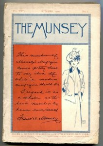 The Munsey Pulp October 1900- Crisis in China G