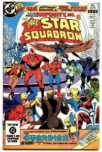 All-Star Squadron #25-First Nuklon / Atom-Smasher Flash Season 2 comic book