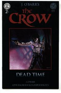 The Crow: Dead Time #2-J. O'Barr comic book 1996-Kitchen Sink