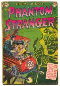Phantom Stranger #5 1953- DC Golden Age-Rare and Obscure comic