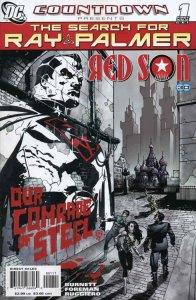 Countdown Presents: The Search For Ray Palmer: Red Son #1 VF/NM; DC   save on sh