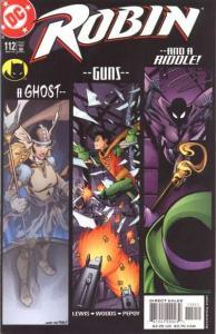 Robin (1993 series) #112, NM (Stock photo)