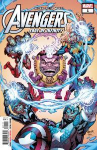 Avengers Edge Of Infinity #1 (Marvel, 2019) NM