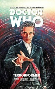 Doctor Who: The Twelfth Doctor HC #1 VF/NM; Titan | save on shipping - detai
