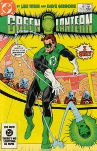 Green Lantern #181 (ungraded) 1st series / stock image ID#B-5