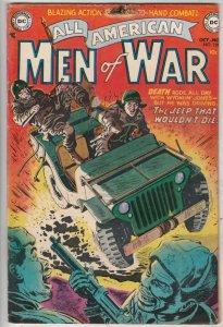 All-American Men of War #2-128 (Aug-53) FN+ Mid-High-Grade
