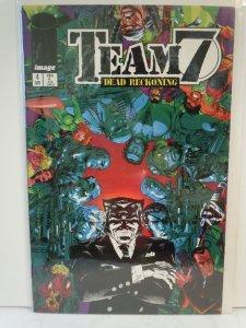 Team 7: Dead Reckoning #4