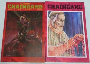 CHAINGANG (1990 REX MILLER) 1-2 (2ND PR) VIGIL NELSON